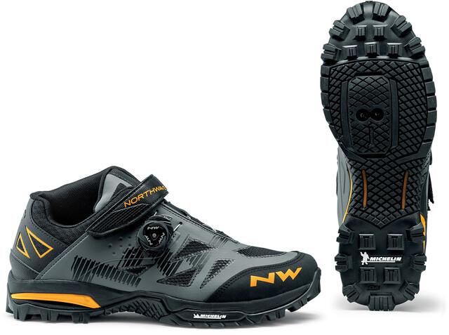 Northwave Enduro Mid Schuhe Herren anthracite